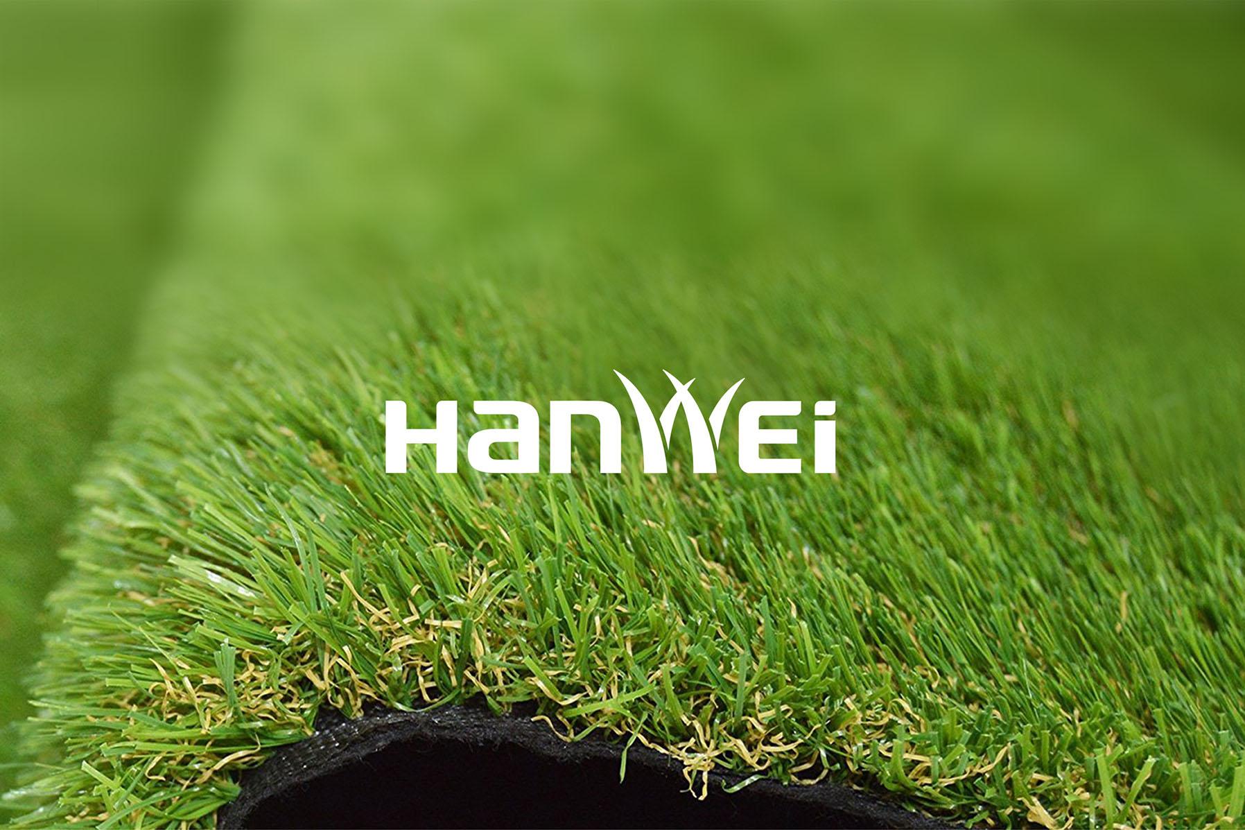 汉威草坪全案策划设计logo设计