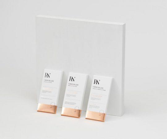 常州上华品牌设计整理案例RN巧克力品牌设计logo设计vi设计包装设计